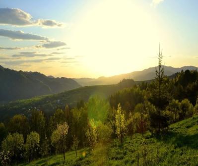 Lato w Beskidach – Rodzinny wypoczynek